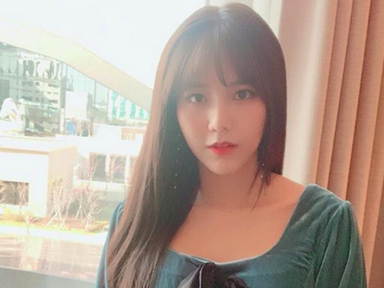 Foto: Hyejeong AOA (instagram)