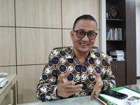 Dirjen Aptika Kementerian Kominfo Semuel Abrijani Pangerapan.