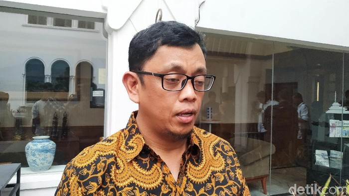 Ketua Bawaslu Jabar Abdullah Dahlan.