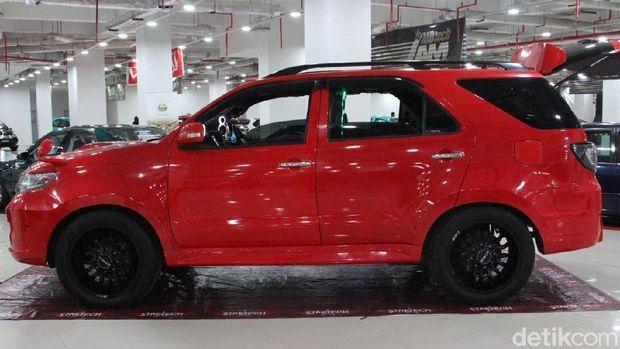 Pemenang interior Automodified Balikpapan