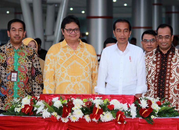 Pengoperasian terminal baru merupakan komitmen AP II untuk memberikan pelayanan maksimal bagi penumpang pesawat di Bandara Tjilik Riwut. Pool/AP II.