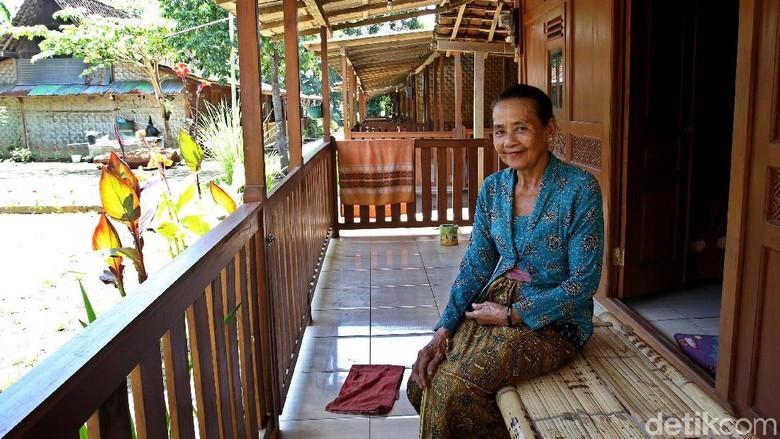 Foto: Suku Osing di Desa Kemiren, Banyuwangi (Rachman Haryanto/detikcom)