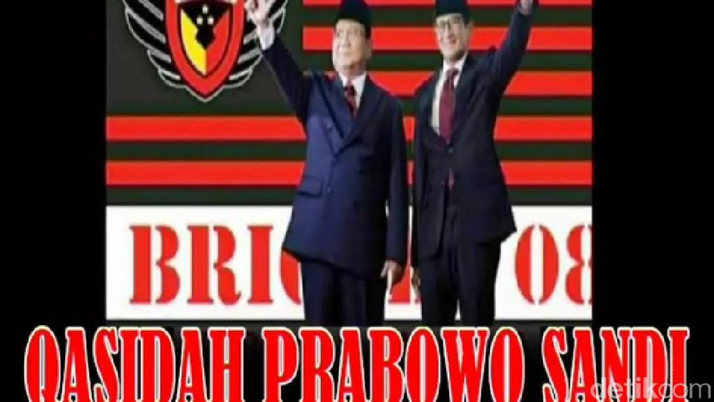 Penjelasan Grup Qasidah yang Ubah Lirik Dukung Prabowo-Sandi