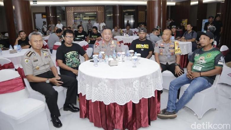 Jelang Final Persebaya Vs Arema, Bonek Tegaskan Wani Jaga Kondusifitas