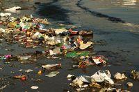 Mahasiswa Ini Temukan Bungkus Indomie Berusia 19 Tahun di Pantai Sendang Biru