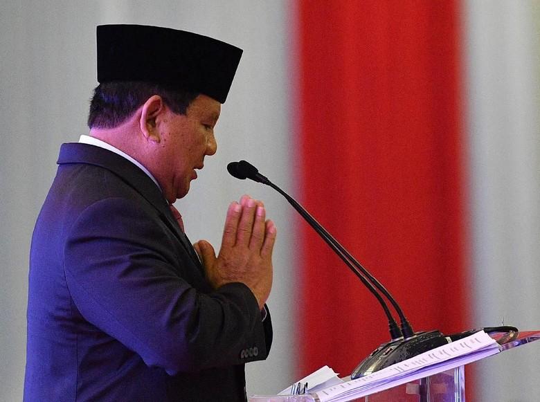 Prabowo Perintahkan F-Gerindra DPR Ikut Damaikan Situasi di Papua Barat