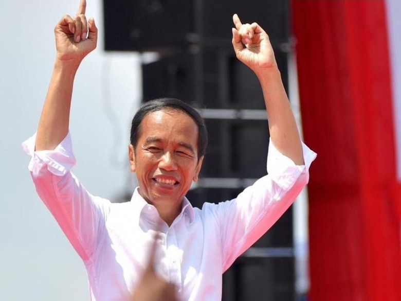 Jokowi Kampanye di Karawang-Bandung-Solo Hari Ini