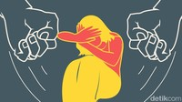 Gegara BLT Tak Cair, Suami Aniaya-Tusuk Punggung Istri di Jambi