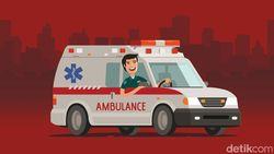 Bisnis Ambulans Pelat Hitam, Omzetnya Rp 15 Juta Per Bulan