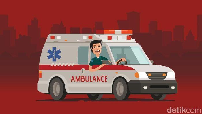 Suka Duka Sopir Ambulans