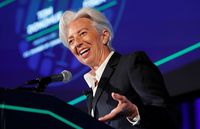 Bahas Perang Dagang AS-China, Bos IMF Sindir Twit Trump
