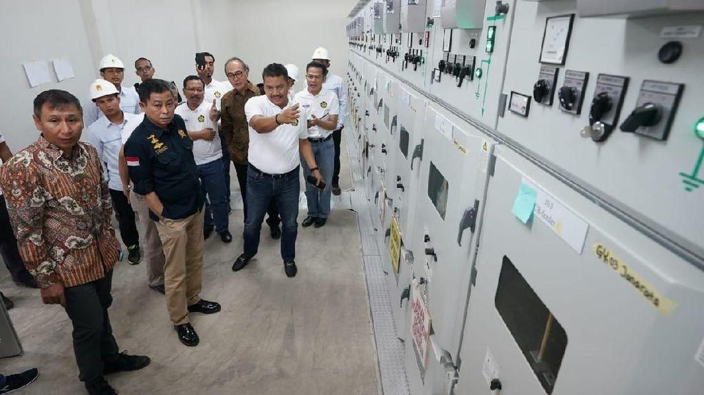 Sumut-Aceh Ada Infrastruktur Listrik Baru, Jonan Harap Tak Byarpet Lagi