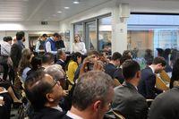 Misi Gabungan Negara-negara Penghasil Minyak Sawit (CPOPC) di Brussels, Belgia.