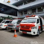 Lewat Jalan Macet, Mobil Ambulans Disebut Masih Jarang Dapat Pengawalan