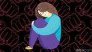 Viral Suami Pukul-Banting Istri Gegara Minta Uang Gaji di Riau