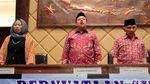 Di DPR, Amien Rais Hingga Fahri Hamzah Bahas DPT Bermasalah
