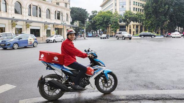 Go-Viet Resmi Luncurkan Go-Food di Hanoi
