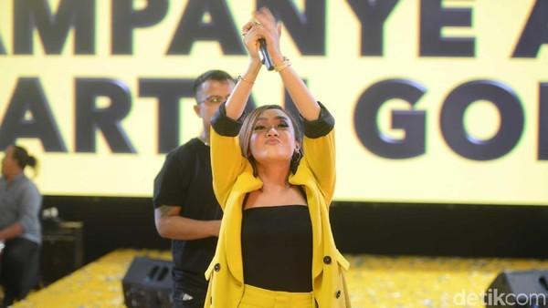 Batal Manggung di Kampanye Jokowi, Cita Citata Tetap Dibayar