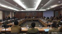 Tak Penuhi RTH, Fraksi NasDem Minta Gedung DPRD DKI Disegel