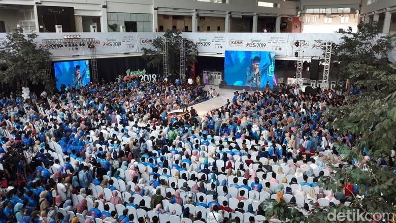 Viertal Band Hebohkan Milenial di Lombok YES 2019