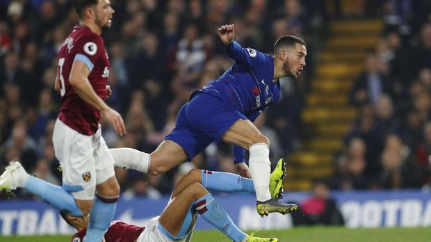 Chelsea punya potensi untuk jadi batu sandungan Liverpool.