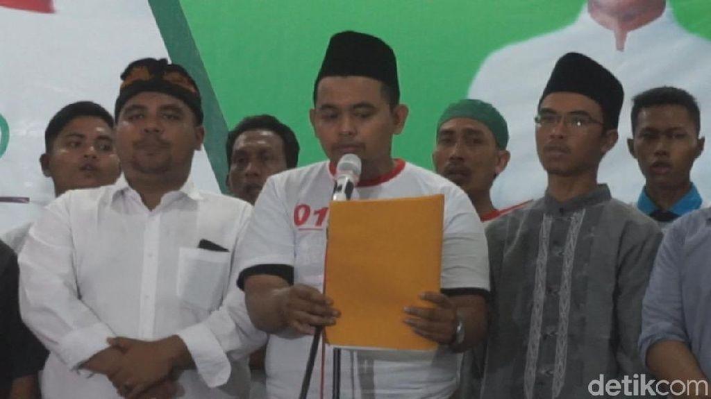 Forum Pemuda Lintas Iman Mojokerto Dukung Jokowi Karena Bubarkan HTI
