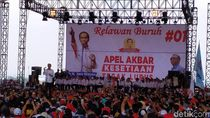 Minta Buruh Pilih 01, Jokowi Janji Revisi PP 78/2015 Soal Upah