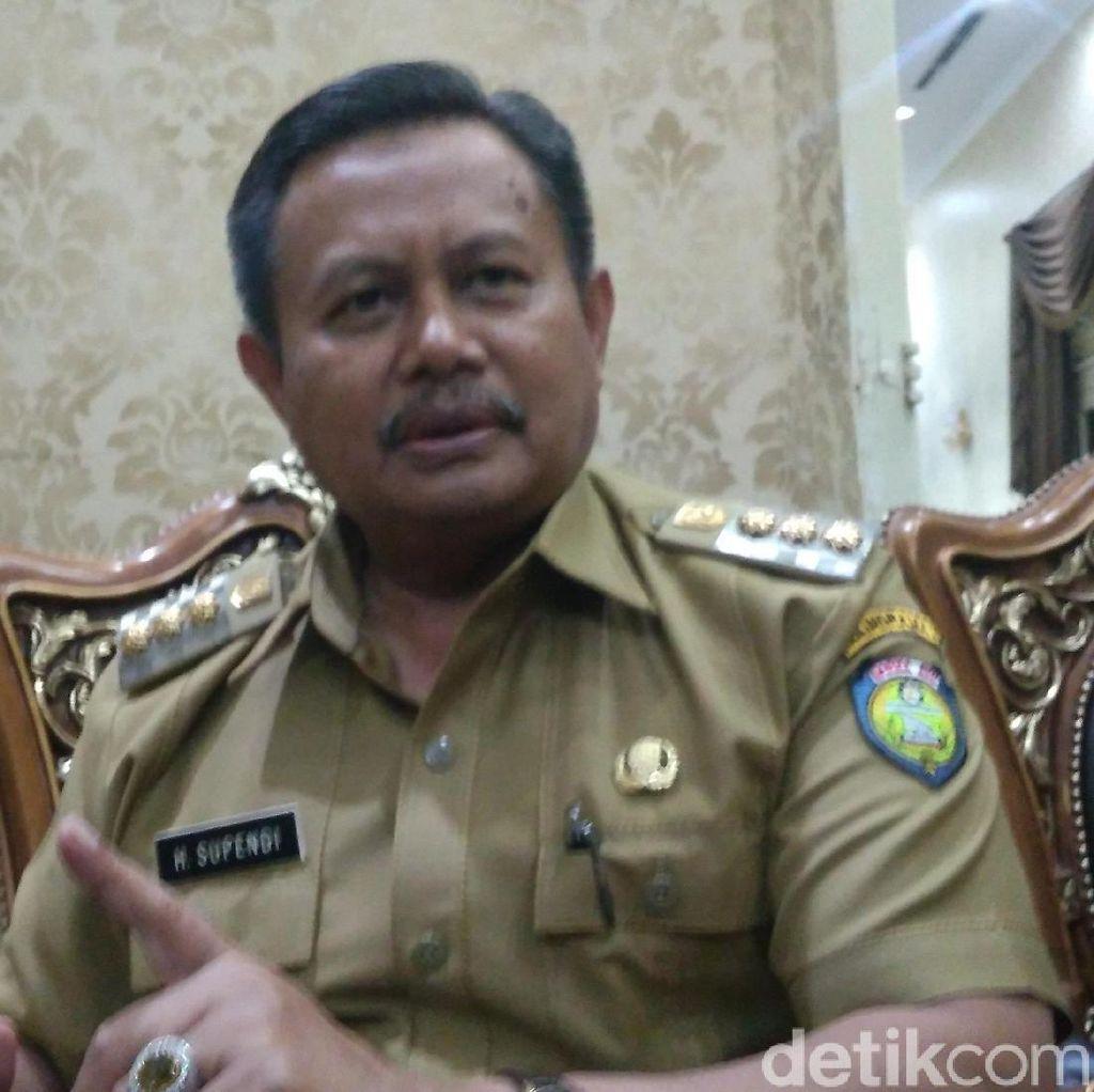 KPK OTT Bupati Indramayu, Wabup Mengaku Belum Tahu Kasus Apa