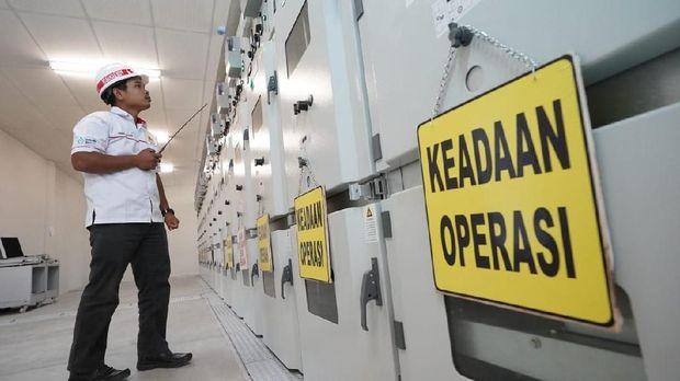 PLN Buka-bukaan Soal Program Tol Listrik Jokowi