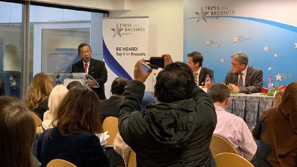 RI Mulai Misi Bela Sawit Lokal di Eropa