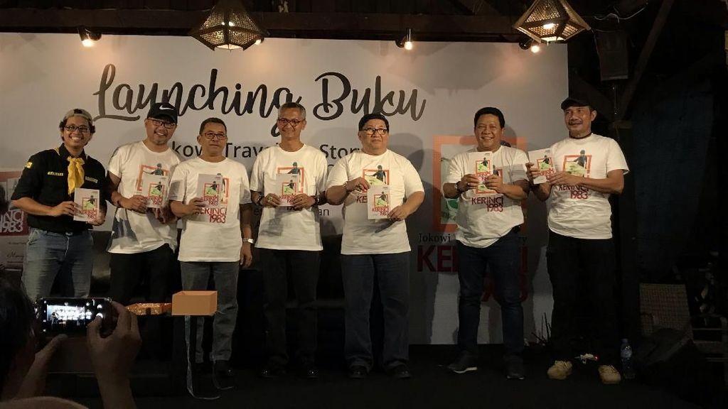 Buku Jokowi Daki Kerinci Dirilis, Penulis: Jokowi Sosok yang Netral