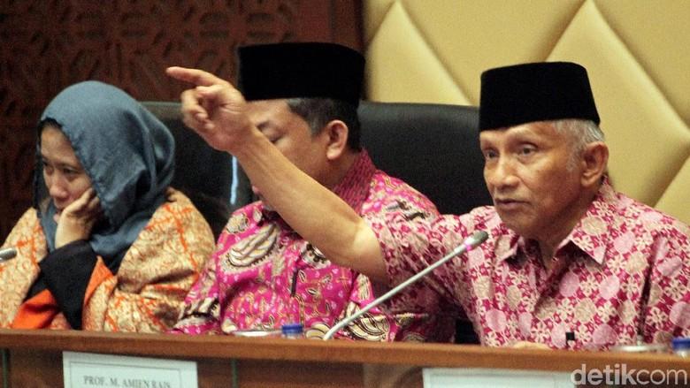 Kala Amien Membalik Genderuwo dan Sontoloyo Jokowi