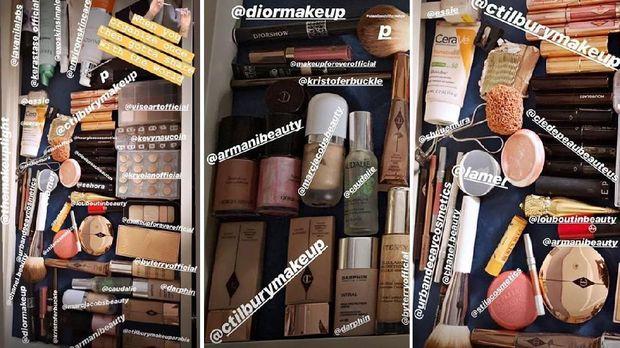 Mengintip Seluruh Isi Makeup Milik Blake Lively, Totalnya Rp 28 Juta