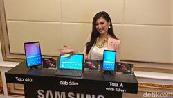 Samsung Mau Bawa 3 Tablet Baru ke Indonesia, Ini Spek dan Harganya