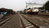 Tepat pukul 00.30 WIB, Jumat 12 April 2019, pada titik km 12 dan km 21 pada rel kereta Jatinegara ke Cakung akan dilakukan kegiatan switchover pada jalur DDT segmen Jatinegara-Cakung lintas Manggarai-Cikarang.