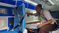 Kisah Gaib Sopir Ambulans, Bikin Bulu Kuduk Merinding