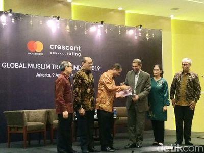 Alhamdulillah! Indonesia Peringkat 1 Dunia Untuk Wisata Halal