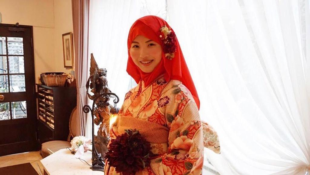 Potret Nur Arisa, Mualaf Jepang Berhijab yang Temukan Damai dalam Islam