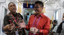 Smartfren Pamer Jaringan di MRT Jakarta
