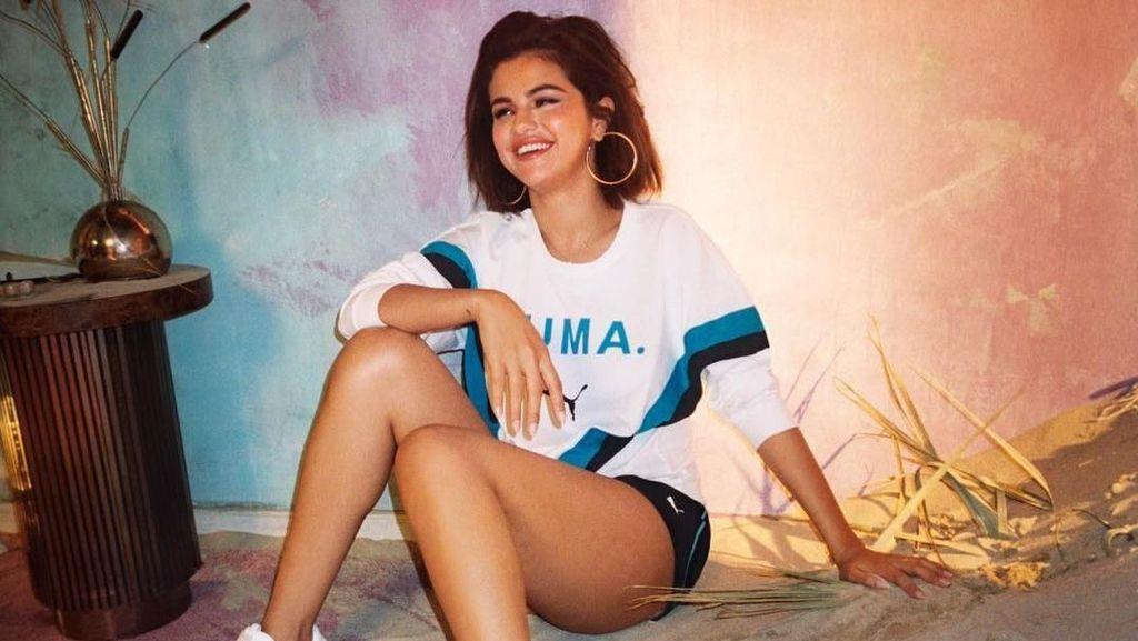Belum Dirilis, Intip Sneakers Baru dari Puma x Selena Gomez