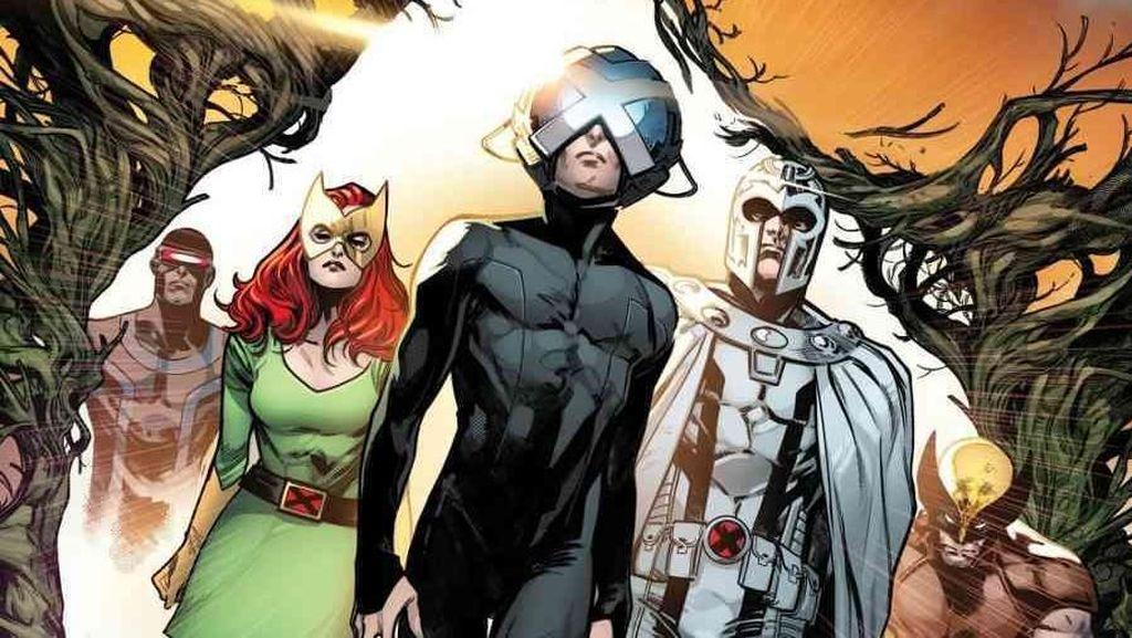 Marvel Desain Karakter Baru di Komik X-Men, Seperti Apa?