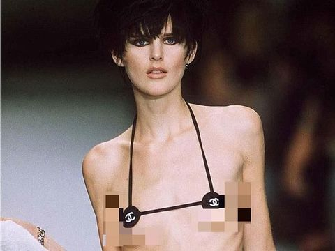 Bikini Chanel Seperti Kim Kardashian Disewakan, Netizen Sebut Menjijikkan