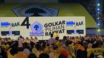 Airlangga ke Kader Golkar: Target 110 Kursi DPR Bisa Dicapai!