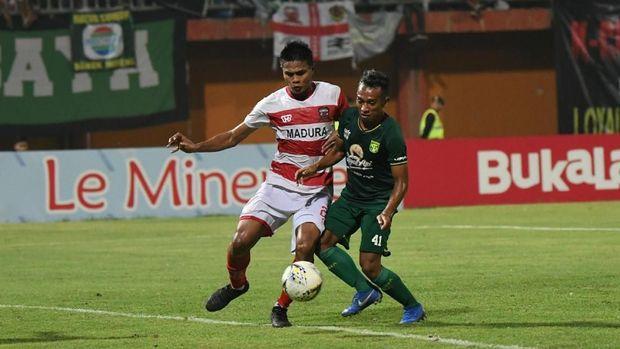 Hasil Liga 1 2019: PS TIRA Persikabo 2-2 Madura United