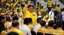 Airlangga: Dengan Dukungan Golkar, Jokowi-Maruf akan Raih Kemenangan