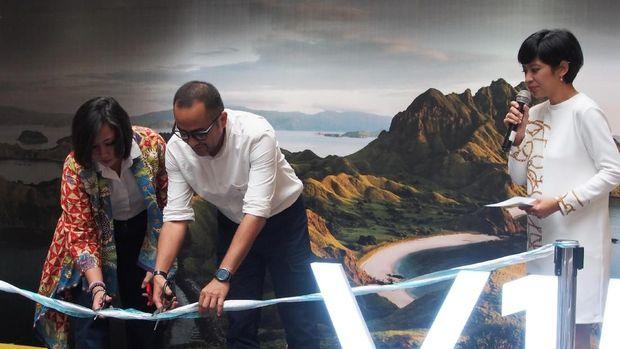 Vivo Pajang Hasil Karya Jawara Kompetisi Foto Go Wider Go Up