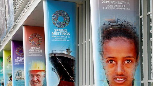 IMF Naikkan Proyeksi Ekonomi RI Saat Global Turun Tajam HOLD!
