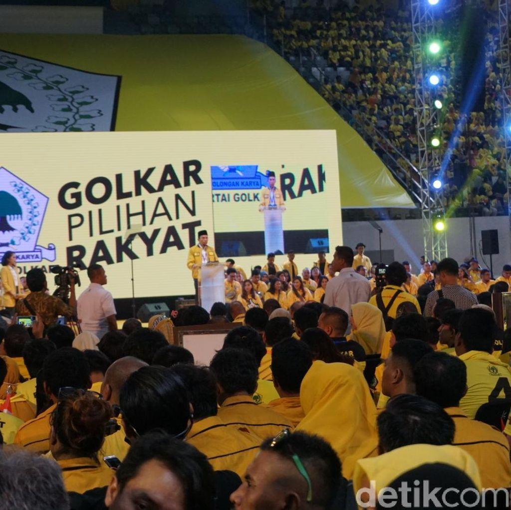 Golkar: Kembali ke UUD 45 Buang 4 Amendemen, Berarti Bubarkan MK dan KY