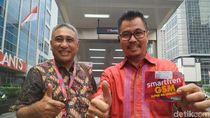Smartfren Uji Coba Layanan di MRT Jakarta
