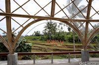 Bangunan resto (Rachman Haryanto/detikcom)